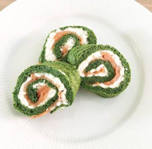 Spinatroulade 1