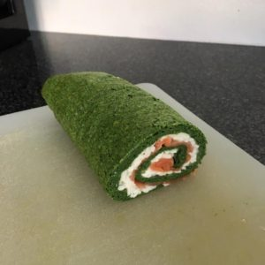 Spinatroulade 3
