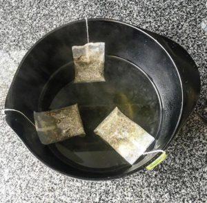 Ice tea med fersken 2